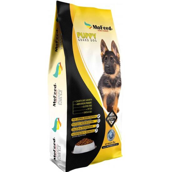 خوراک خشک سگ نگهبان مفید مخصوص توله ها