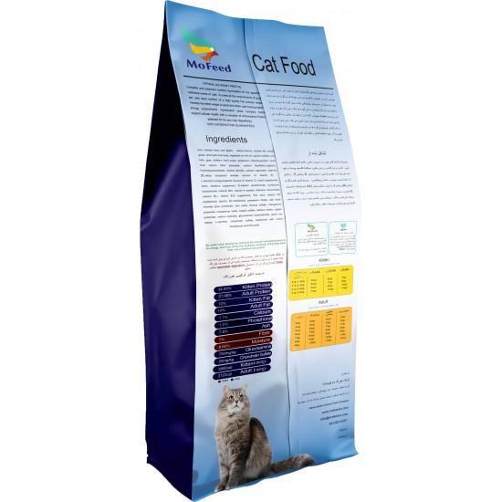 خوراک خشک گربه بالغ مفید 2 کیلوگرمی