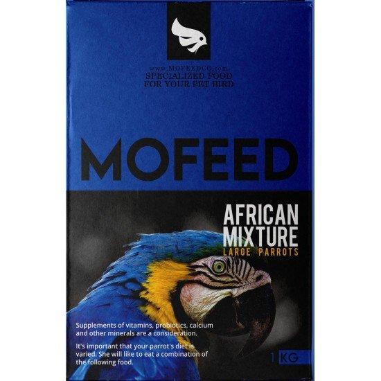 غذای طوطی مفید -  مخلوط آفریقایی