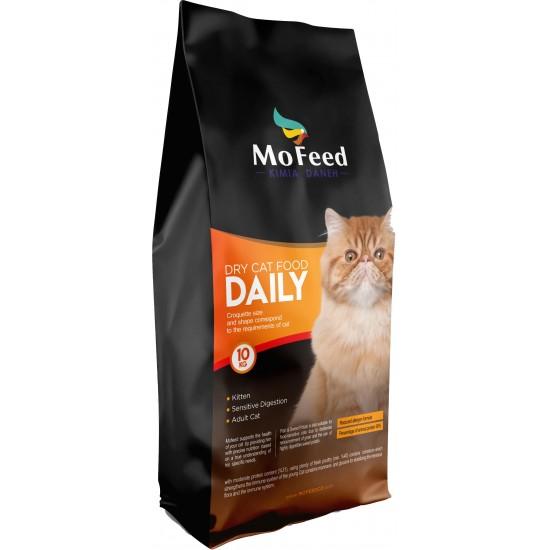 خوراک خشک روزانه گربه مفید - ۱۰ کیلوگرمی