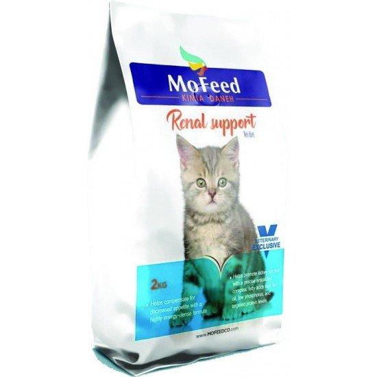 خوراک خشک گربه تقویتی کلیه مفید - ۲ کیلوگرمی