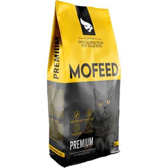خوراک گربه پرمیوم مفید - ۴ کیلوگرمی