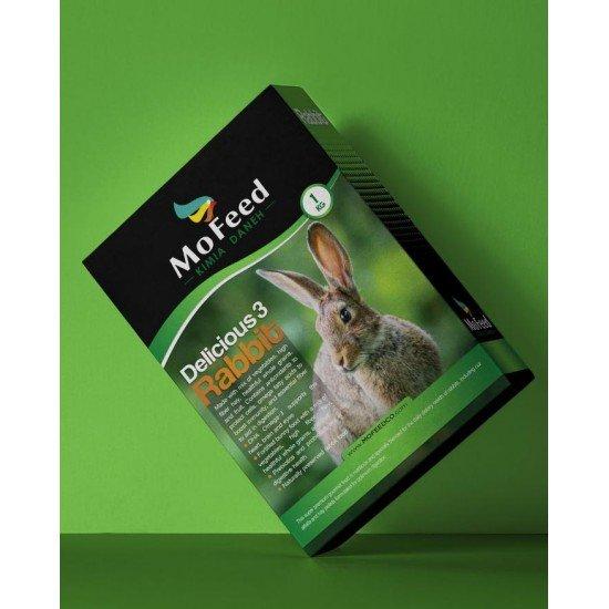 خوراک خرگوش مفید